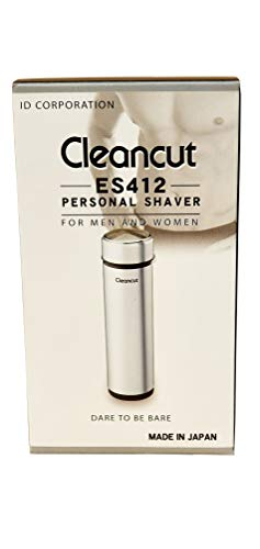 Cleancut - ES412 - Intimate and Sensitive Area Shaver -...