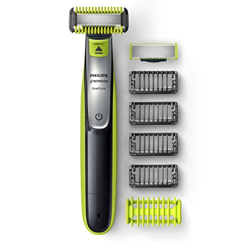 Philips Norelco OneBlade Face + Body Hybrid Electric Trimmer...