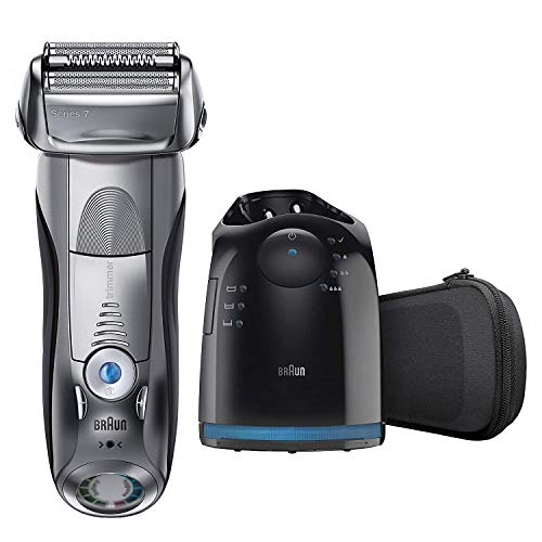 Braun Electric Razor for Men, Series 7 790cc Electric Shaver...