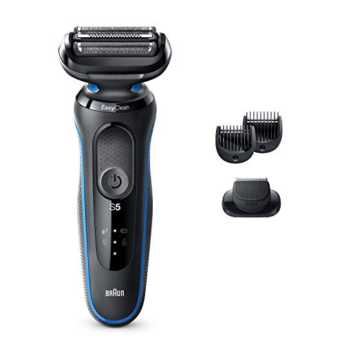 Braun Electric Razor for Men, Series 5 5020s Electric Shaver...