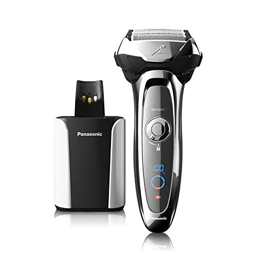 Panasonic Arc5 Electric Razor for Men, 5 Blades Shaver and...