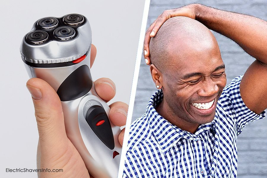 Best Electric Shavers For Black Bald Head