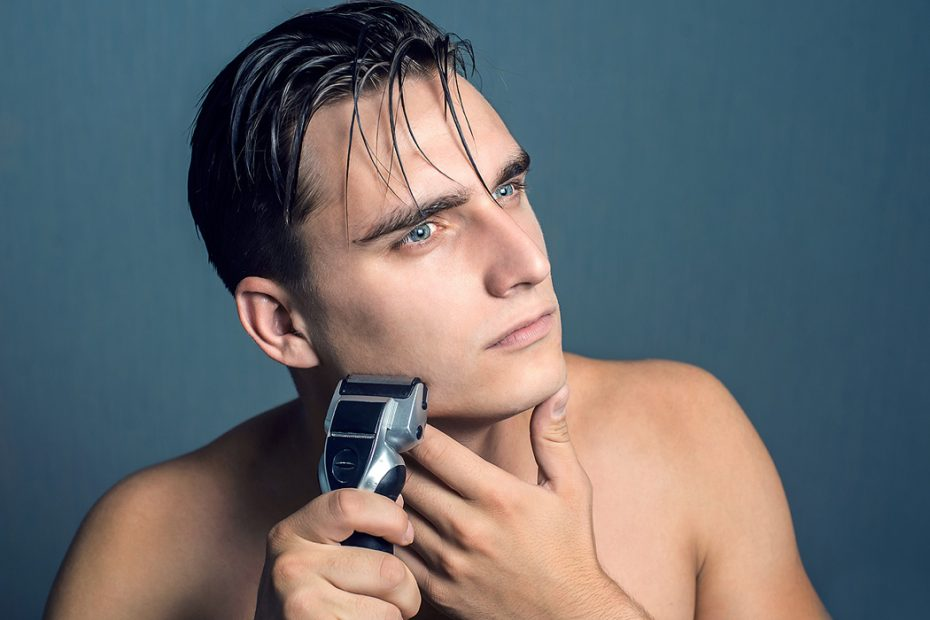 How to Shave with Rotary Electric Razor