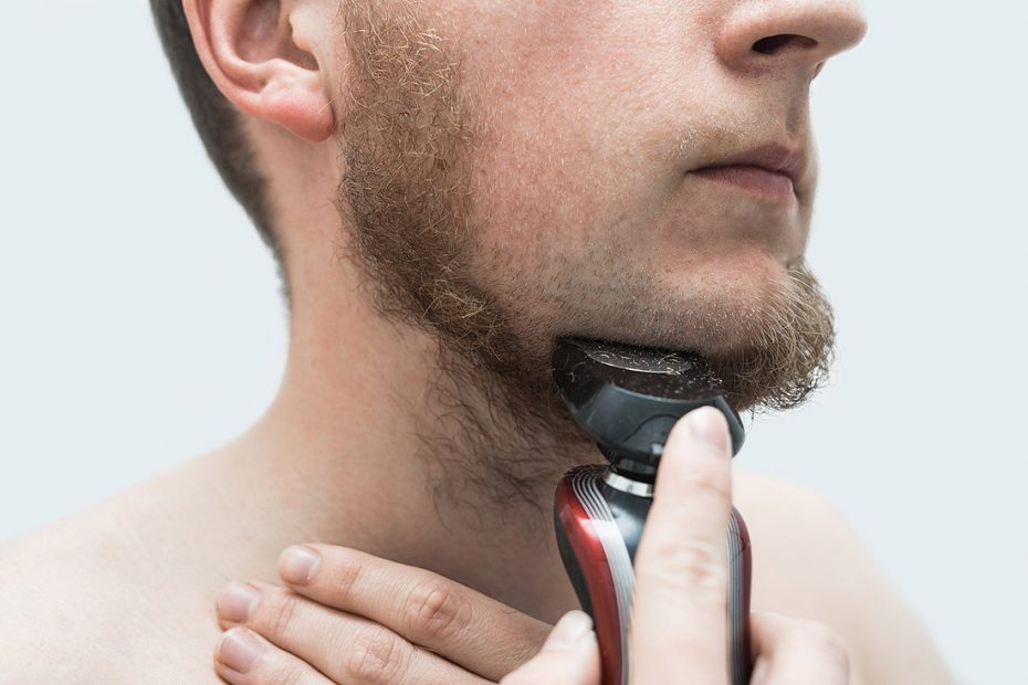 How to Shave Your Face Properly with an Electric Razor